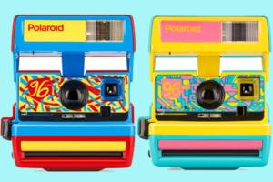 Die neue Polaroid-Kamera!