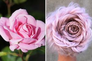 Rosenhaare – der neue Frühlingstrend!