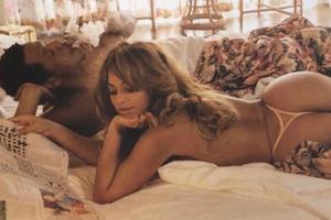 So intim habt ihr Beyoncé und Jay Z ganz sicher noch nie gesehen
