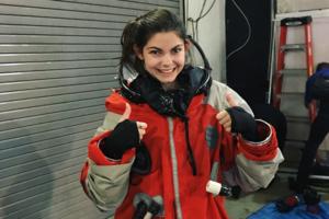 Alyssa will auf den Mars fliegen und ist gerade ein mal 17 Jahre