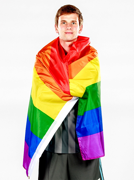 Collin Martin, Mittelfeldspieler von Minnesota United, ist homosexuell