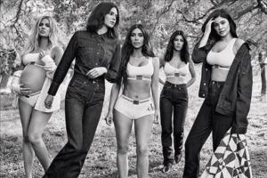 Kardashian Shooting für Calvin Klein enthält Photoshop-Fail